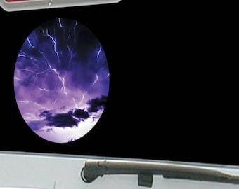 Lightning Storm Electric Sky