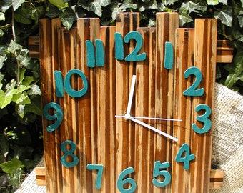 Wall clock, vintage, Vintageuhr,