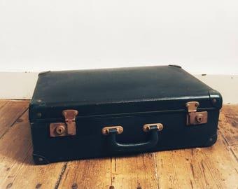 Vintage suitcase, 1950