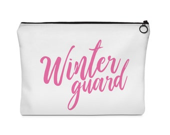 Winter Guard Carry All Pouch  - 2 Sizes, Color Guard, Winterguard, ColorGuard
