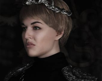 Cersei Lannister cosplay: armour