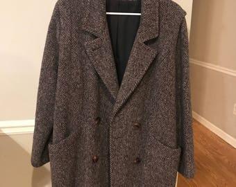 Herman Kay Wool Coat