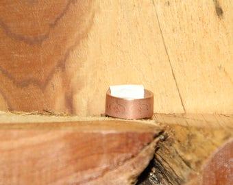 Copper Rings IV