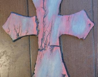 Red Lichtenberg Cross