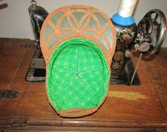 Flower of life hat