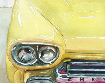 Rob's 1954 Chevy Apache