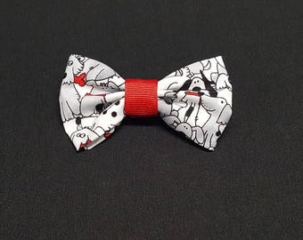 Playful Dogs Bow Ties
