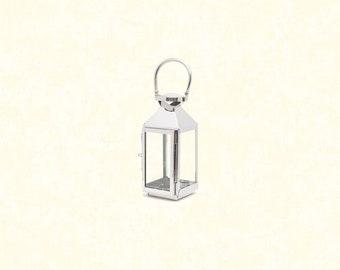Silver Lantern (Small)