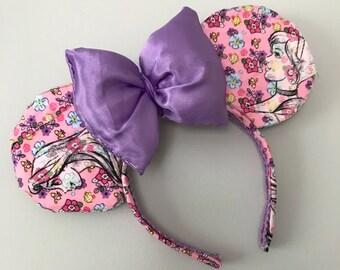 Floral Princess Ears