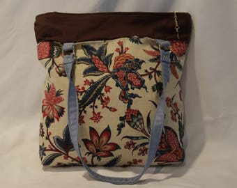 Floral Paradise Tote
