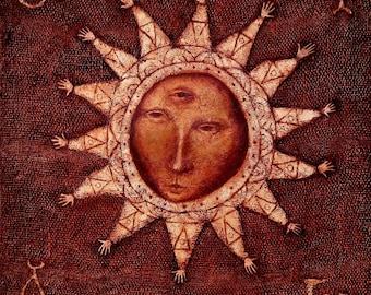 Sun forgotten tribes
