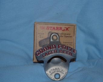 Vintage Grand Prize Bottle Opener by StarX