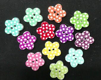 Pokadot Buttons