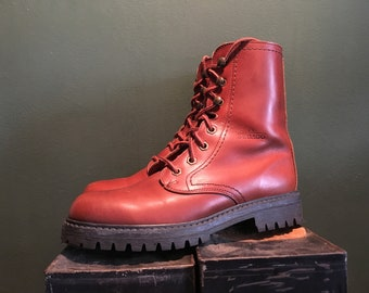 FREE SHIPPING Sebago Work Boots