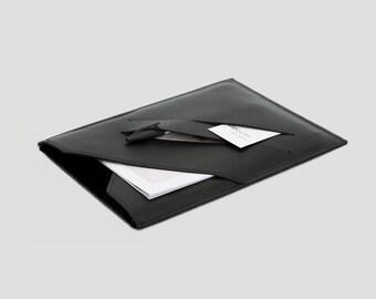 """Leather iPad Case for iPad, iPad Pro 12.9"""", iPad Pro 9.7"""", iPad Air, iPad Air, iPad Mini, Black"""