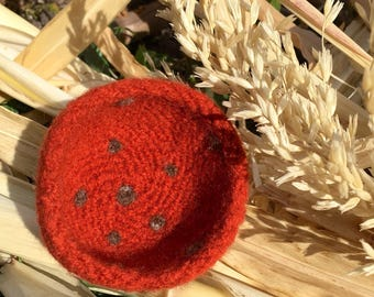 Felted Ring Bowl