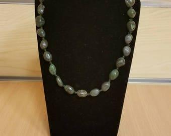 B5 - African Jade Necklace Set