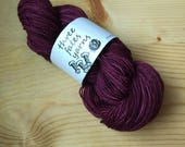 Guinevere - eponymous sock yarn, fingering weight