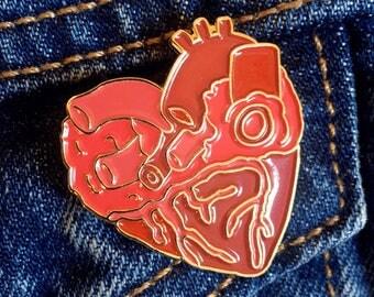 True Love enamel pin
