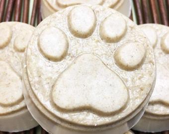 Dog Shampoo, Oatmeal Soap, Handmade Soap,  Small Dog Soap, Vegan Soap, Pet Pamperer, Love my Dog, Shampoo Bar, Dog Gift, Pampered Pooch