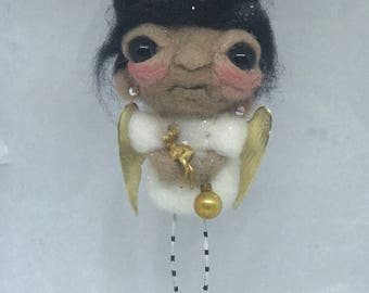 Amy the sweet angel  Ooak art doll