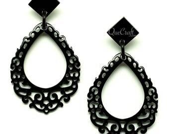 Horn Earrings - Q12856