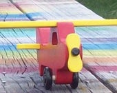 Wooden Airplane Cessna