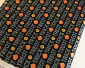 SALE fabric, Fabricshoppe Fabric by the Yard, Sewing fabric, Halloween fabric, Fat Quarter, Fabric Shoppe 7 dollars a Yard sale