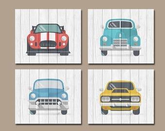 Car wall art | Etsy