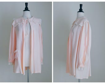 Quite Right Bed Jacket | 1940s-1950s