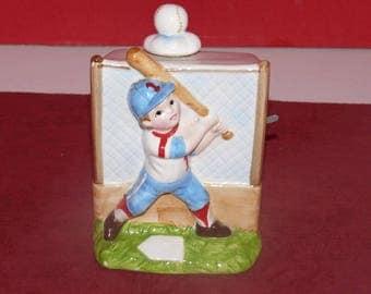 Music Box Little Batter - Ebeling & Reuss - Take me out to the ballgame - 1983