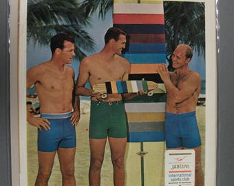 "FAS-M 106  "" Jantzen      ""  Ad -   May 1966"