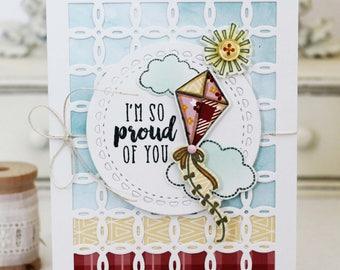 So Proud of You...Handmade Card