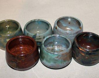Shot Glasses - Set of 6 - 2oz