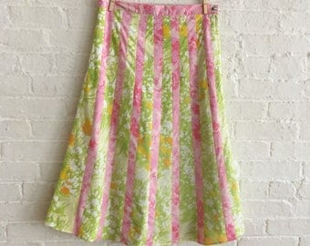 Meadow Candy / bias skirt / on Sale