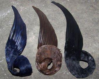 SALE Vintage Millinery German  Feather  Hat Trim NOS  Wing