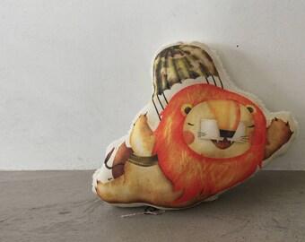 Super Lion Cushion/Pillow