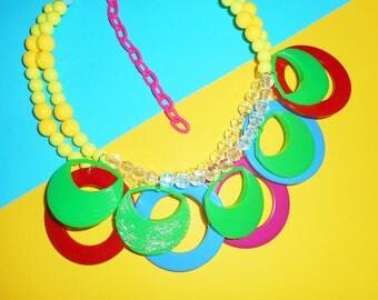Shape Shack Charm Necklace
