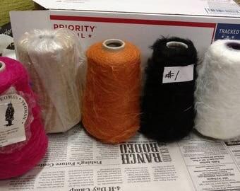 Weaving fiber1