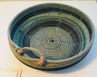 T1-Large Lariat Rope Bowl