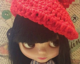 super sale Blythe crochet beret hat