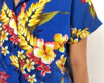 40% OFF The Hawaiian Print TShirt