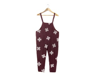 X-Marks the Spot Overalls