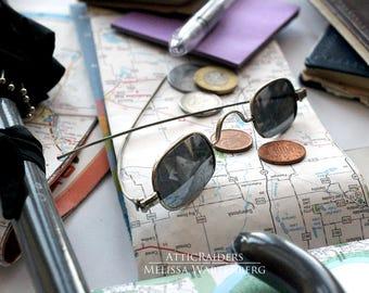 Square Sunglasses , Steampunk Sunglasses , Travel Gifts , Travel Accessories , Mens Gift , Mens Sunglasses , Gothic Sunglasses , Antique