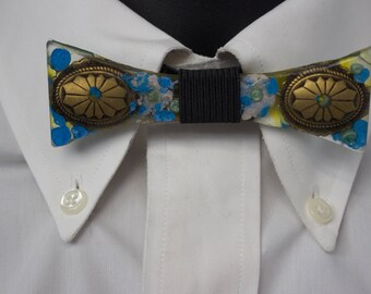 A Sunny Day - Resin Bow Tie