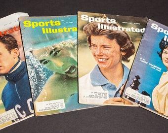 Vintage Sports Illustrated Bundle