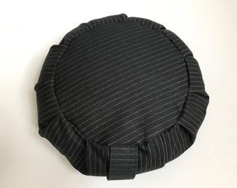 Pin Stripe Meditation Cushion