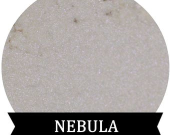 NEBULA Iridescent Violet Mineral Eye Shadow Makeup