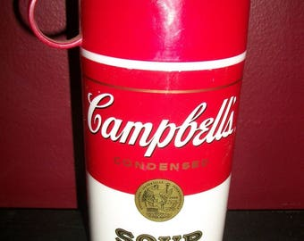 Campbell's Soup Thermos Soup Can-Tainer
