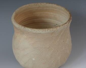 Wood fired vase 7